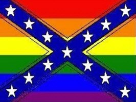 Redneck Flag Gay
